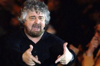Beppe Grillo ti fa un c... così.
