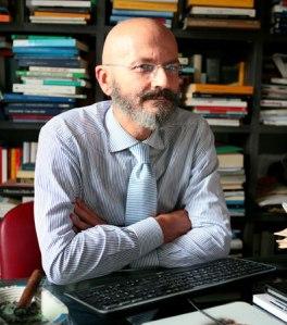 L'ispiratore di Fermare il Declino, il giornalista Oscar Giannino
