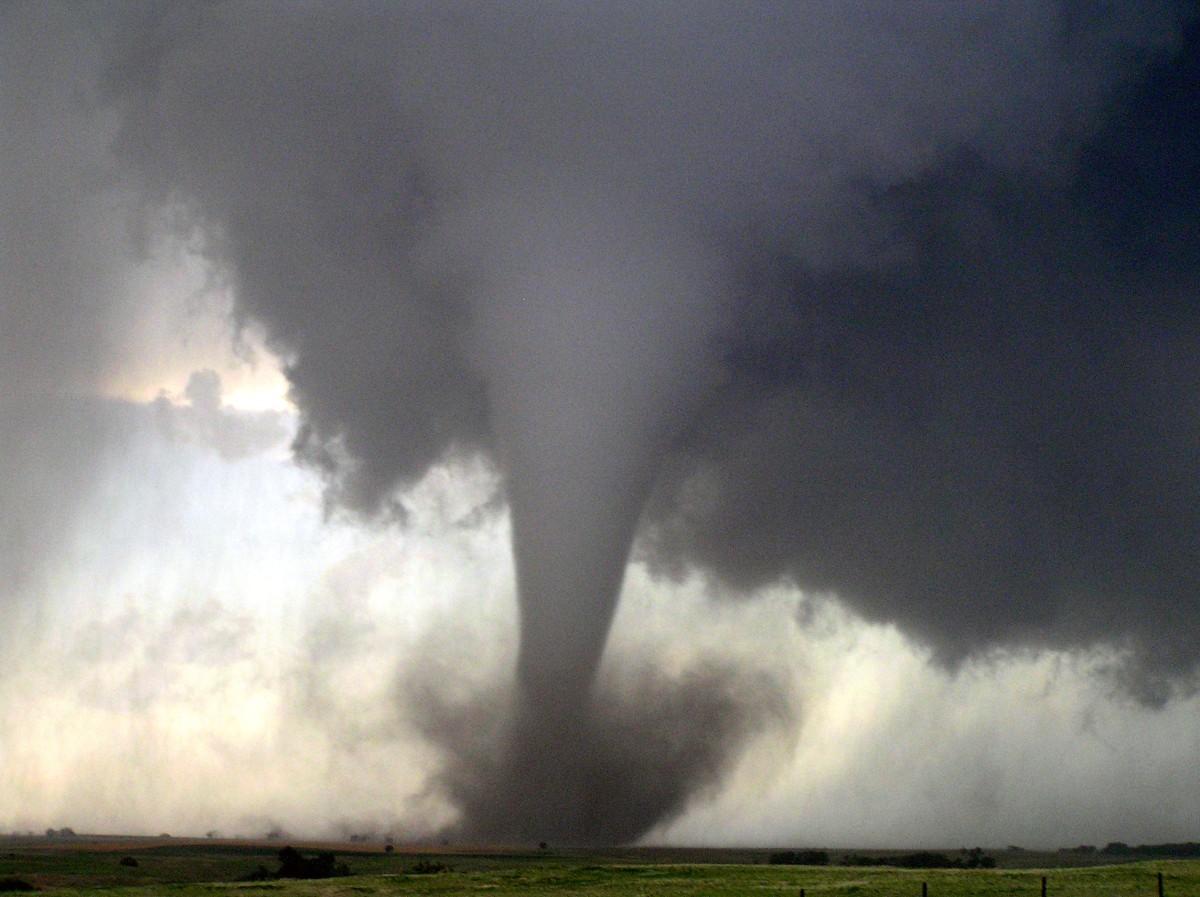 In parole povere: che cos'è un tornado?