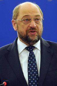 Martin Schulz, candidato del PSE alla guida della Commissione Europea