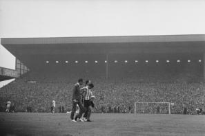 Aston Villa Holt End