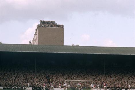Uptdon Park, anni '70