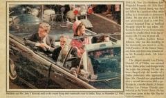 Articolo su Kennedy