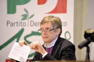 presentazione delle iniziative del PD per i 150 anni dell'unità d'Italia