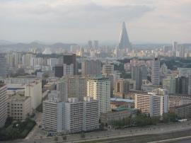 Pyongyang-capitale-della-Corea-del-Nord.