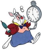 Sono in ritardo, sono in ritardo!!