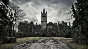 Chateau Miranda a Celles, Belgio