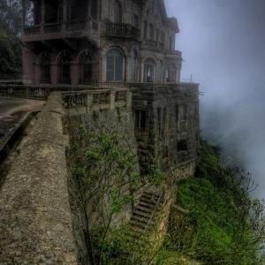 Hotel del Salto, Colombia