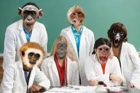 Foto di gruppo degli scienziati delle due università