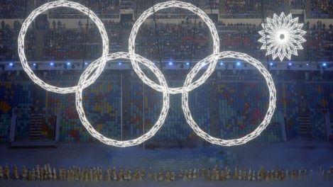 Sochi Olympis Opening